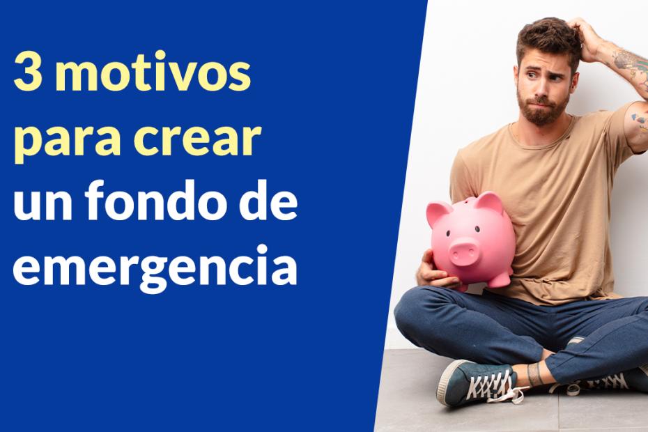 Crear un fondo de emergencias