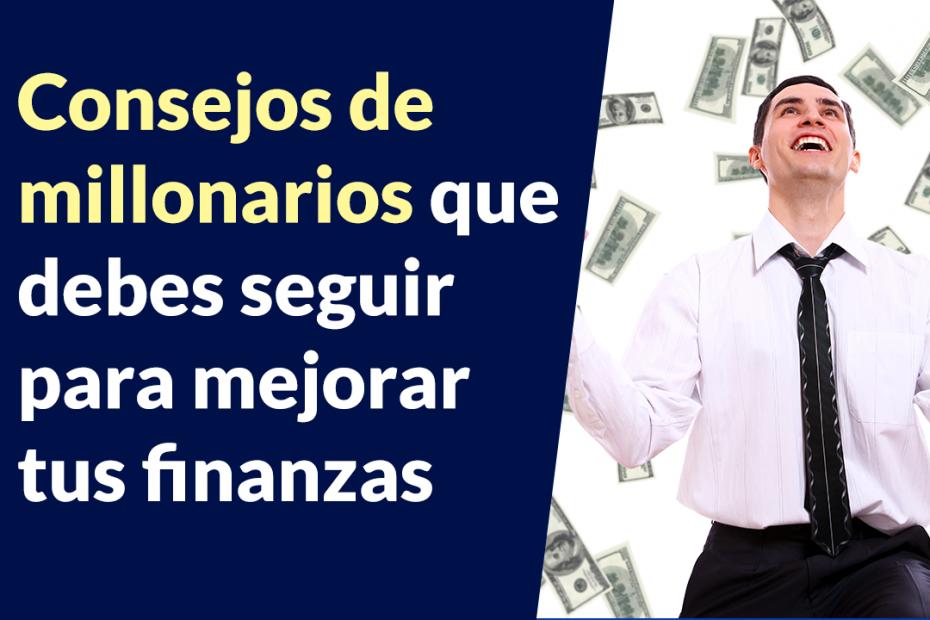Mejorar tus finanzas personales